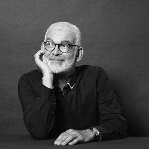 Portrait zur Vita Christoph Maria Michalski fotografiert von Hergen Schimpf
